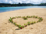 Heart on the Beach | Les Cottages de Bellevue | Vanuatu
