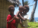 Children in Tanna | Les Cottages de Bellevue | Vanuatu