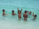 Local Children Playing | Les Cottages de Bellevue | Vanuatu