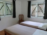 Gecko Bedroom | Les Cottages de Bellevue Ecolodge | Port Vila, Vanuatu