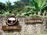 Welcome Sign | Les Cottages de Bellevue | Vanuatu