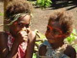 Young Girls, Tanna | Les Cottages de Bellevue | Vanuatu