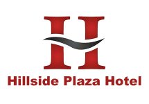 Hillside Plaza Hotel - Logo Full