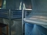 Dorm Beds | Lake Point Guest House | Lake Bosumtwi | Ghana