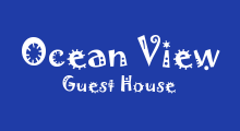 Ocean View Guest House - Logo Full