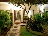 Courtyard | La House Apartment | Bali, Indonesia