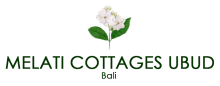 Melati Cottages Ubud - Logo Full