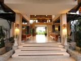 The Entrance, Puri Sari Beach Hotel, Labuan Bajo, Indonesia