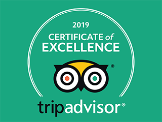 TripAdvisor Certificate of Excellence 2019 | Kumari Boutique Hotel in Kathmandu