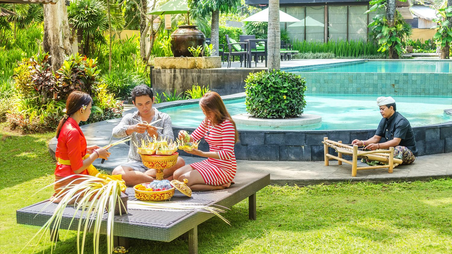 Y Resort Ubud - Banner
