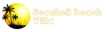 Seashell Beach Villa - Logo Full