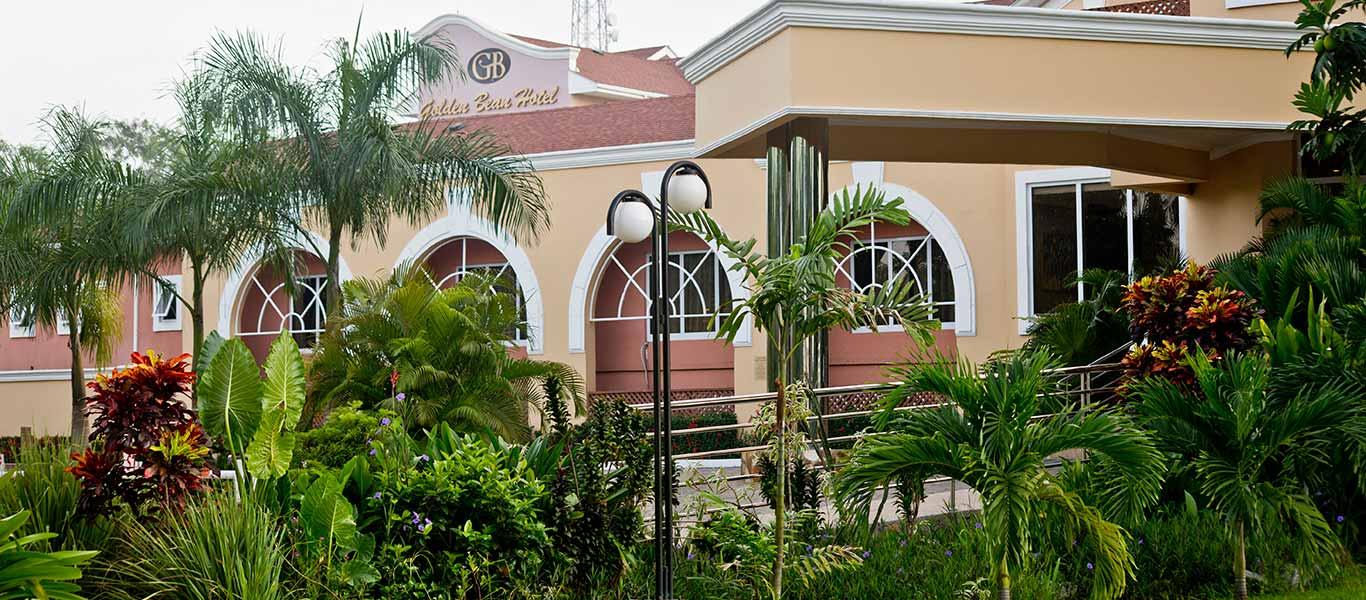 Contact Us - Golden Bean Hotel - Kumasi