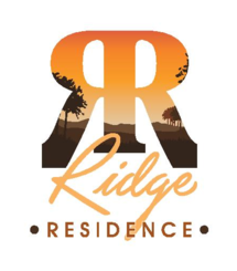 The Ridge Residence - Logo Full