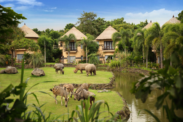Four Incredible Villas And Hotels In Bali With Forest
