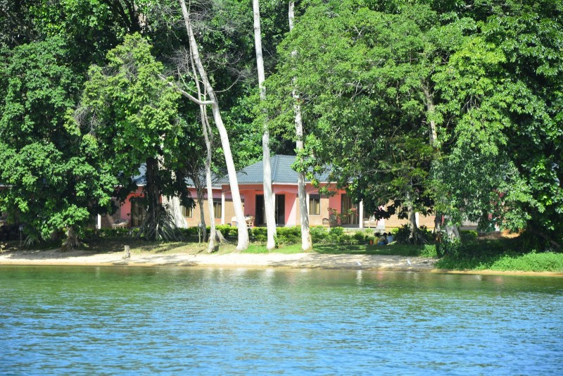 The Island Boutique Hotel Ssese Islands Hotel Kalangala