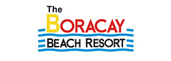 The Boracay Beach Resort - Logo Full