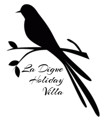 La Digue Holidays - Logo Full