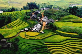 Sapa Trekking Tour 2 days 3 nights by train