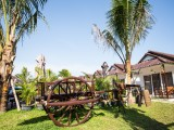Cart - Sea Breeze Resort - Sihanoukville, Cambodia