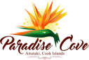 Paradise Cove Lodges - Logo Full
