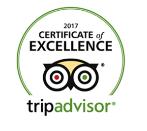 DW Motel - TripAdvisor Certificate of Excellence 2016