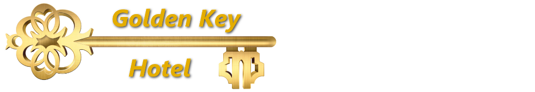 Golden Key Hotel - Logo Full
