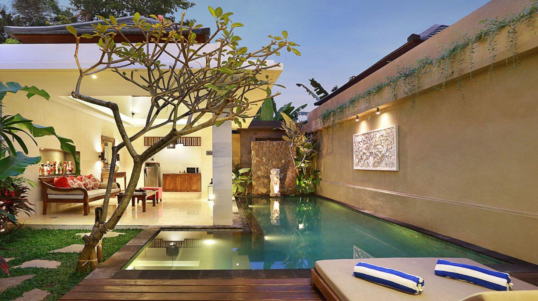 Kamajaya Ubud Villas Website Bali Hotel