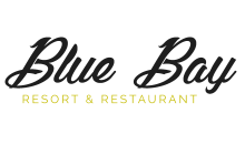 Blue Bay Resort & Restaurant - Logo Full