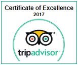 Certificate of Excellence - 2016