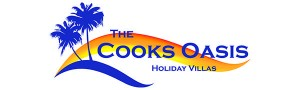 The Cooks Oasis Holiday Villas - Logo Full