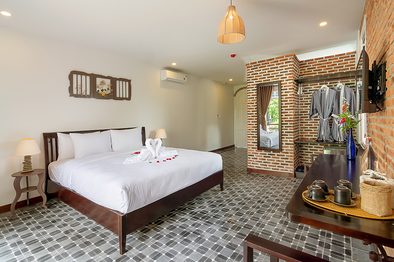 Deluxe City/Garde View, The Cliff Boutique Village, Hoi An