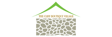 The Cliff Boutique Village - Logo Full
