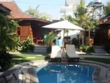 Pool View, Andy's Surf Villa And Bungalows, Canggu, Bali - Indonesia