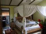 Bedroom, Andy's Surf Villa And Bungalows, Canggu, Bali - Indonesia