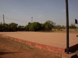 Basketball Court | Radach Lodge and Conference Centre | Tamale, Ghana