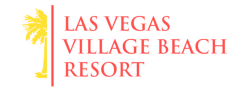 Las Vegas Beach Resort - Logo Full
