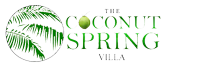 The Coconut Spring Canggu Villa - Logo Full