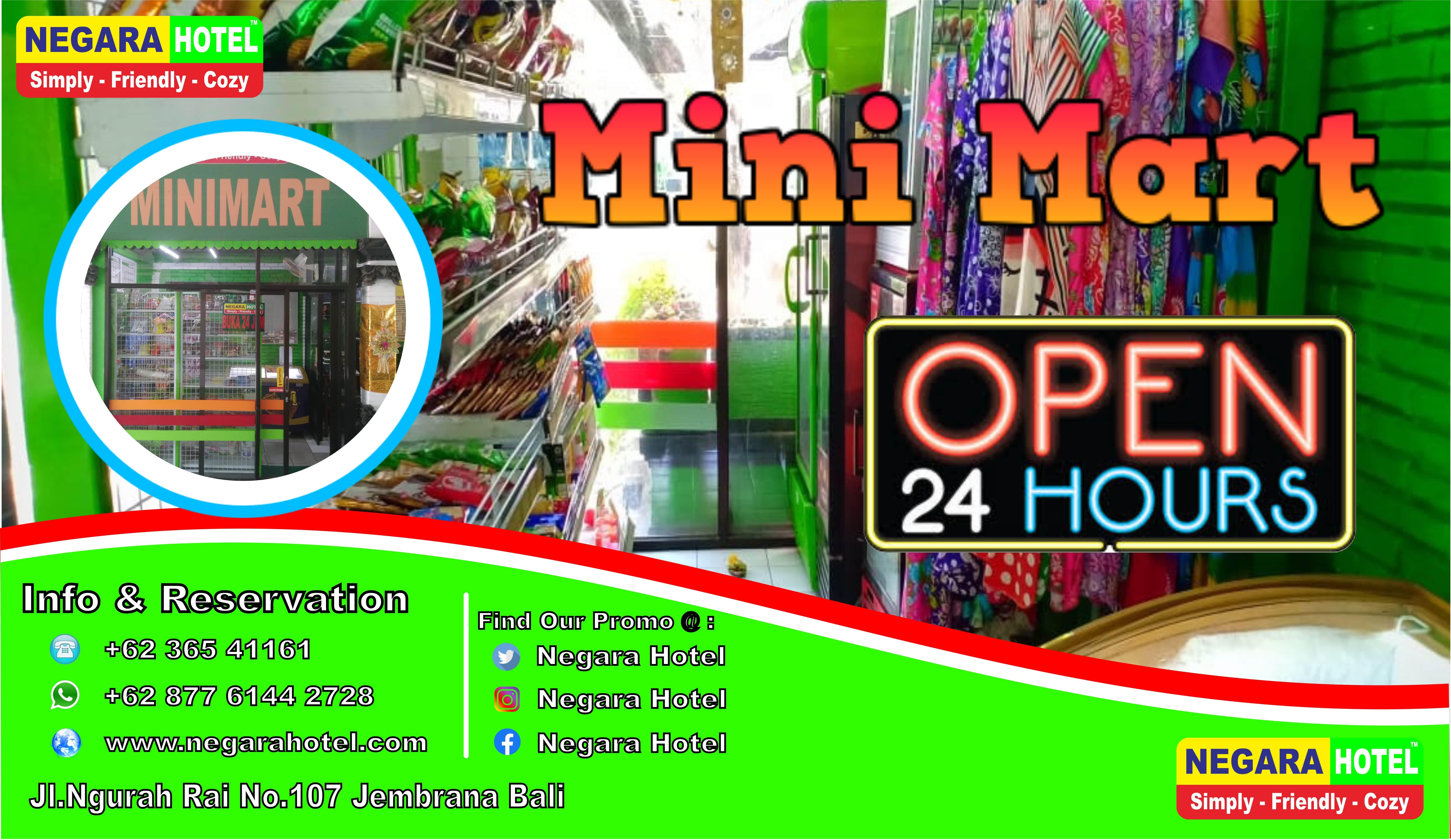 Promo Minimart