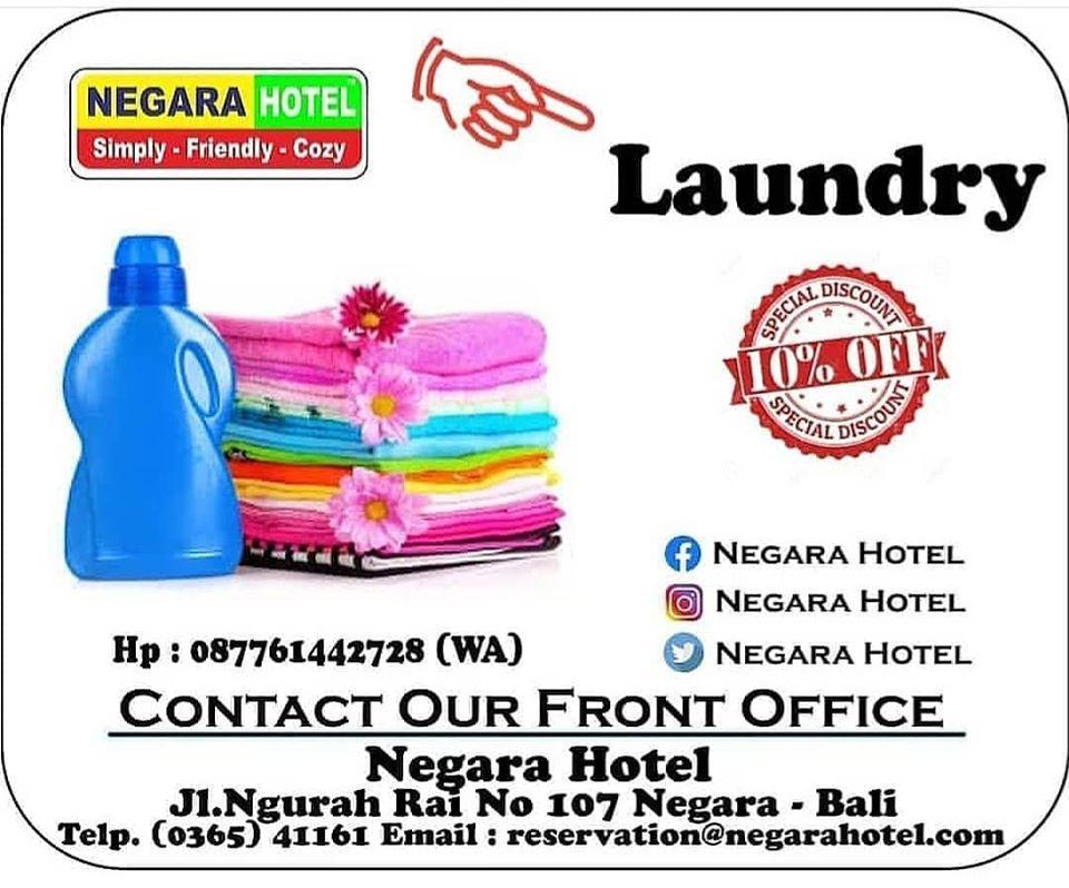 Promo Laundry