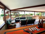 Lounge Area | Captain's Retreat | Cook Islands