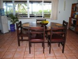 Dining Area | Captain's Retreat | Cook Islands