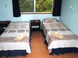 Twin Beds | Captain's Retreat | Cook Islands