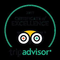 TripAdvisor Travelers' Choice Award 2017 | Hotel Mums Home | Kathmandu, Nepal