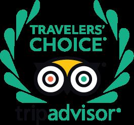 TripAdvisor Travelers' Choice 2018 Award
