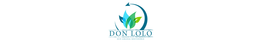 Eco Sustainable Farm Don Lolo - Logo Full