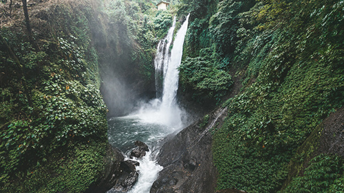 Aling Aling Waterfall