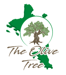 The Olive Tree - Logo Full
