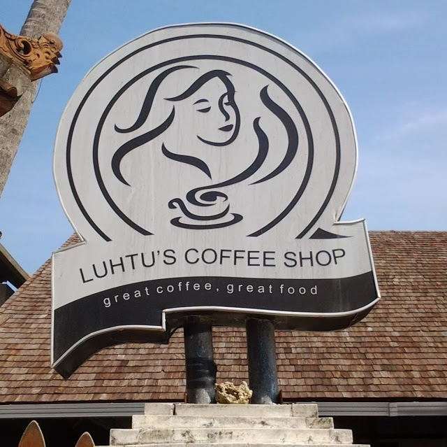 Logo Luhtu's Coffee Shop
