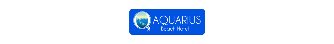 Aquarius Beach Hotel - Logo Full