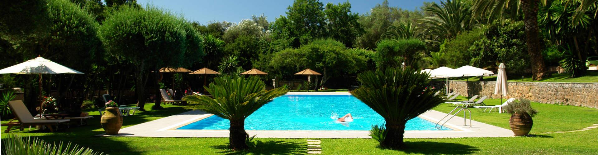 Fiori Hotel.Fiori Hotel Corfu
